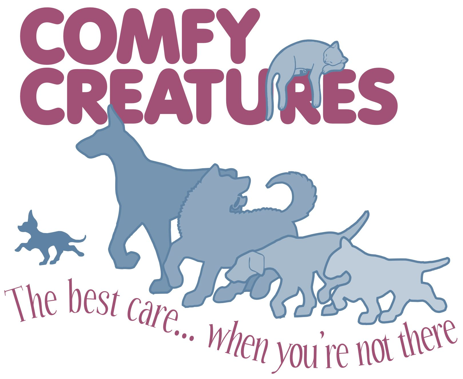 Comfy Creatures Dog Walking + Pet Care